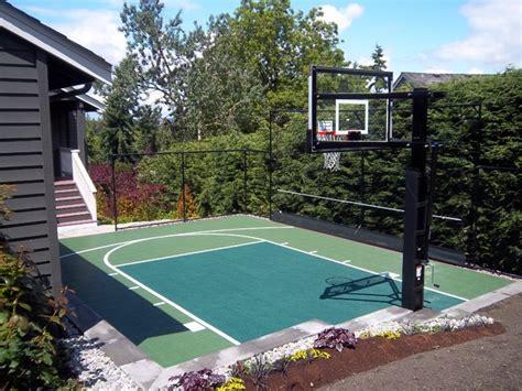 Backyard Sport Court