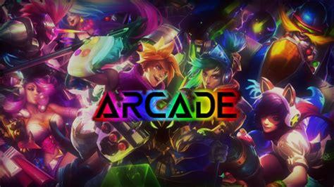 Arcade Summoners Rift Map + 3 New