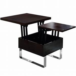 Table Basse Qui Monte : table basse qui se remonte mobilier design d coration d 39 int rieur ~ Medecine-chirurgie-esthetiques.com Avis de Voitures