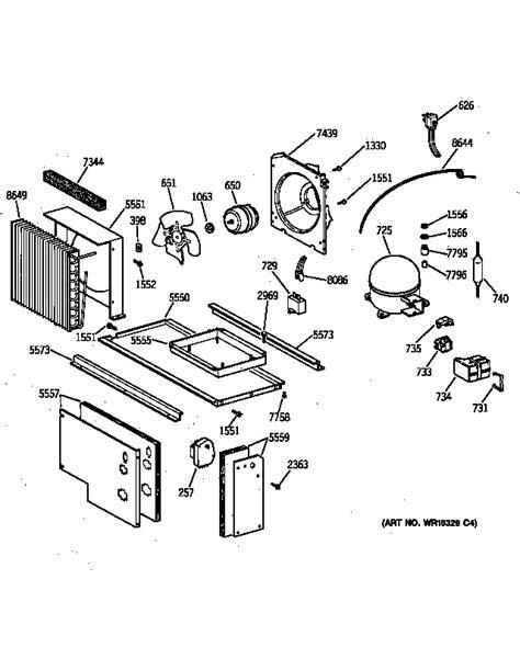 ge ziswdyb side  side refrigerator parts sears partsdirect