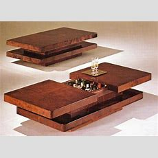 Moving Table Tops Combine Beauty, Functionality Las