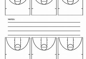 Half Court Basketball Diagrams  U2013 Hoop Coach