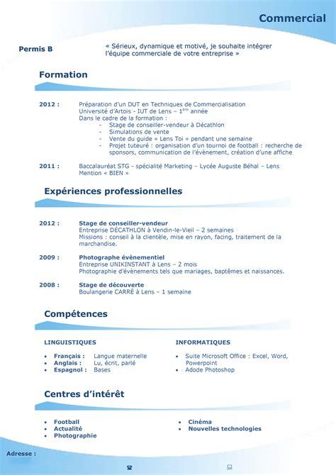 Exemple De Cv Franàçais by Ma 238 Triser Les 233 Crits Universitaires Et Professionnels