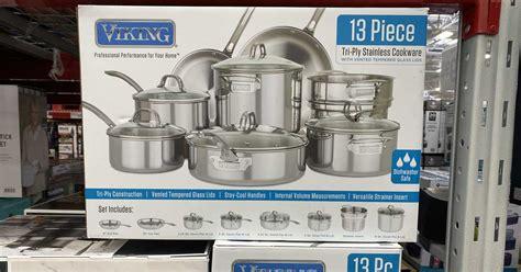 viking  piece cookware sets    samsclubcom regularly  includes lifetime