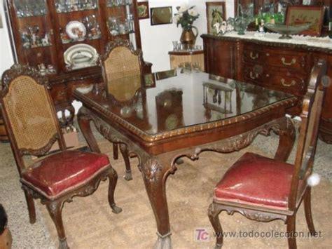 muebles comedor completo estilo chippendale  comprar