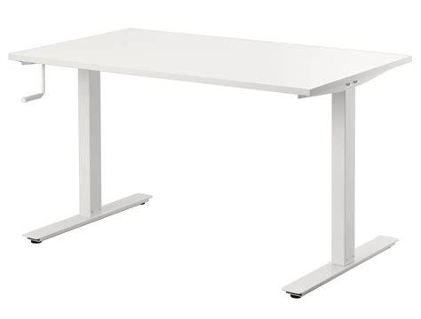 ikea skarsta   solid adjustable full size standing