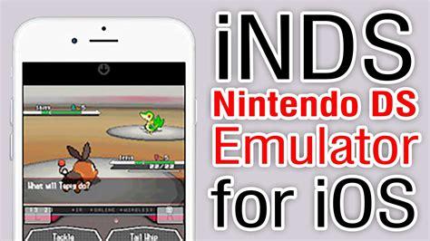 nintendo ds emulator for iphone best nintendo ds emulators for iphone on ios 10