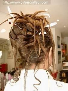 Coiffure Pour Cheveux Mi Longs : coiffure mariage cheveux mi longs ~ Melissatoandfro.com Idées de Décoration