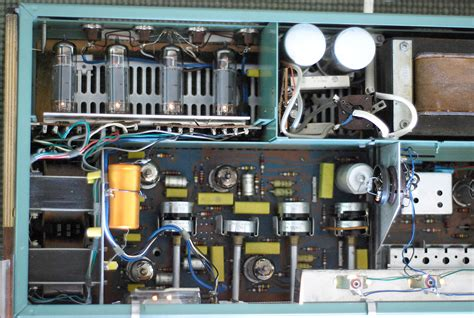 Kardinal Futura 6501 FM Stereo - Ламповый ресивер | Hi-Fi.ru