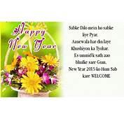 Sabke Dilo Mein Ho Liye Pyar  Happy New Year 2015