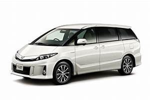 Toyota Estima Gets Very Edition In Japan