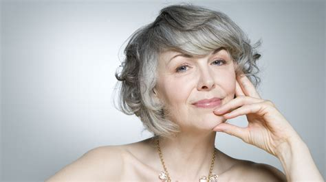 Going Grey Or Color Away How Hair Color Shades Our