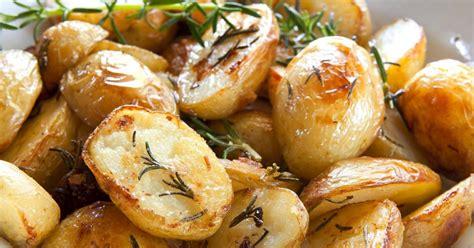 plats faciles à cuisiner recette la pomme de terre craquante 750g