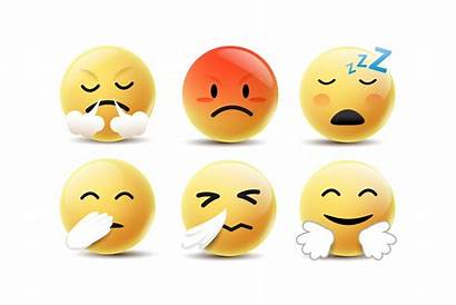 Emoji Feeling Faces Face Clipart Communication Graphics