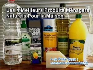 La Maison Du Bicarbonate : les 4 meilleurs produits m nagers naturels pour la maison ~ Melissatoandfro.com Idées de Décoration