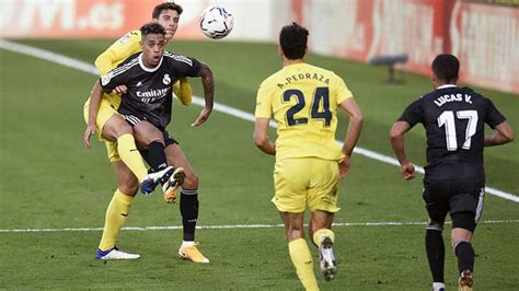 Villarreal-Real Madrid (1-1) : le résumé vidéo