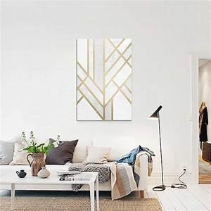 Tableau Decoration Salon Maison Design