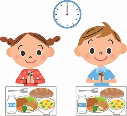 Lunch Illustrations Clip Child Vector Graphics Istock