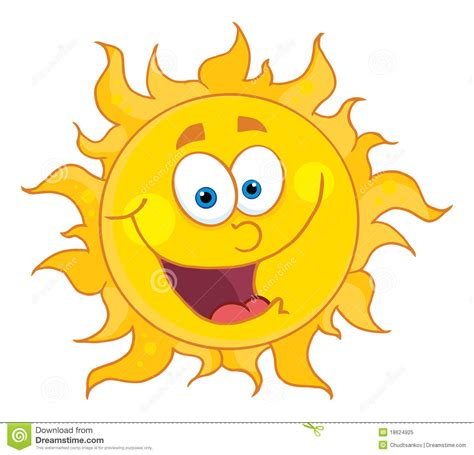 happy sun royalty  stock photo image