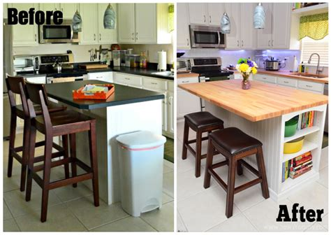 Updated Kitchens Ideas - video installing butcher block on a kitchen island sew woodsy