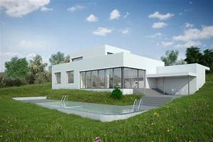 Kosten Einfamilienhaus Neubau : neubau einfamilienhaus lyss 3hoch4 architekten ~ Lizthompson.info Haus und Dekorationen