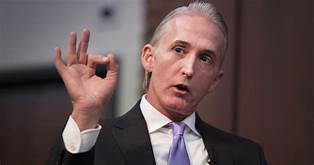 Gowdy in talks to join Trump's impeachment defense team…