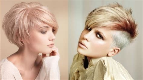 Short Hairstyles For Women With Thin Hair 2018