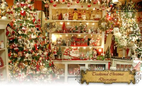 traditional christmas decor christmas decorations pictures