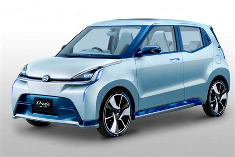 Daihatsu Car : Daihatsu D-base Concept May Preview Next-generation Mira