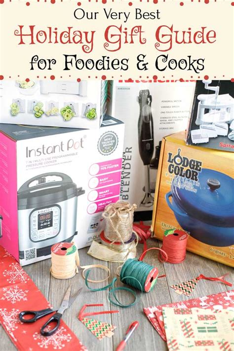 top gifts for a foodie family our best gift guide for foodies and cooks two healthy kitchens