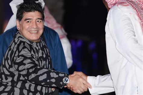 Las 51 dedicatorias de Maradona Rosa Belmonte Chic