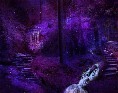 Permalink to Fantasy Purple Background