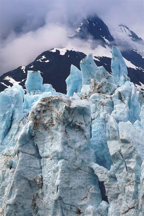 My Best Friend Ana Margerie Glacier Alaska Barrie Glover