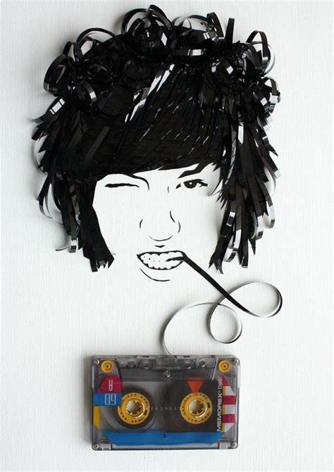 Creative Tape Art by Erika Simmons [20 Pics]   I Like To