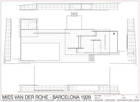 Galería de Clásicos de Arquitectura: El Pabellón Alemán ...