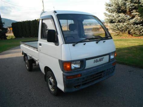 Daihatsu Hijet Mini Truck Parts by J Cruisers Jdm Vehicles Parts In Canada 1995 Daihatsu