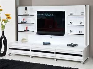 Meuble Tv Pour Chambre : meuble tele pour chambre coucher design de maison design de maison ~ Teatrodelosmanantiales.com Idées de Décoration