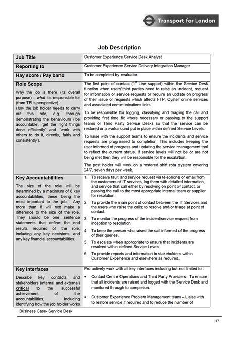 it help desk job description service desk job description hostgarcia