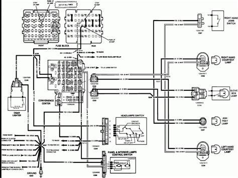 Chevrolet Silverado Ignition Wiring Diagram