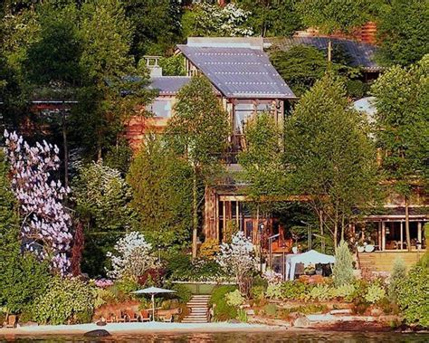 cybernotes facts and photos of bill gates house