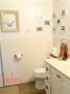hometalk painting bathroom tile