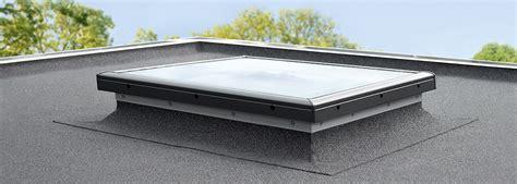 velux flachdach fenster velux flachdachfenster mit flachglas bel 252 ftung