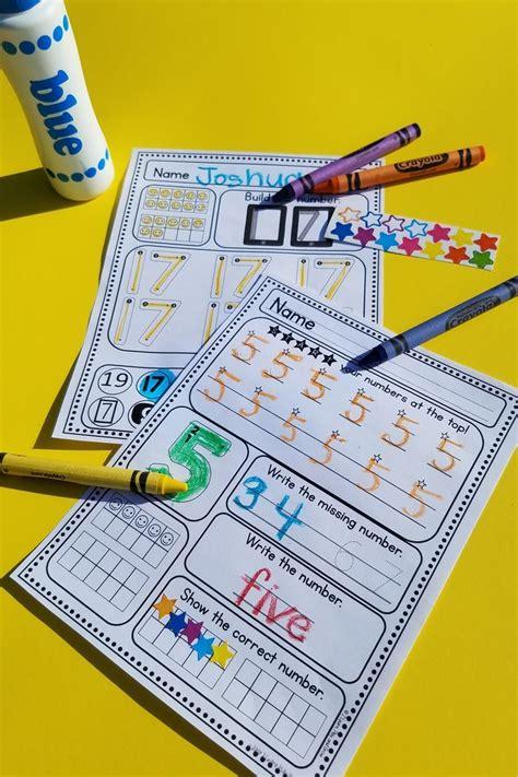 numbers handwriting  tears hwt style pre   st