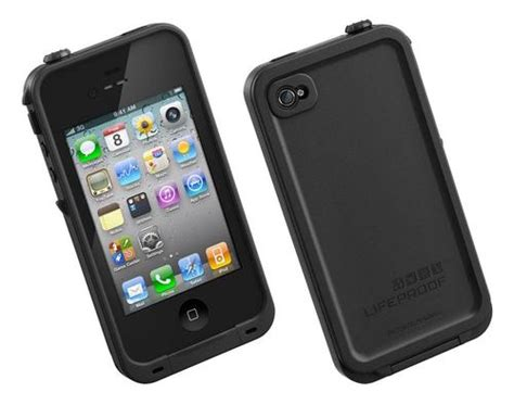 lifeproof iphone 4s lifeproof 2 waterproof iphone 4s gadgetsin