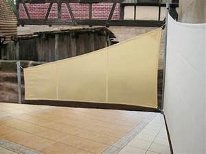 sichtschutz markise seitlich es85 hitoiro With markise balkon mit tapete michalsky living
