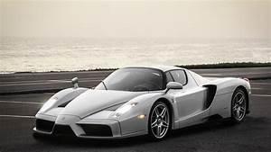 Full HD Wallpaper Ferrari Enzo Roadster Sea Coupe Sports