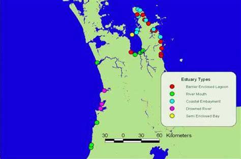 estuaries niwa