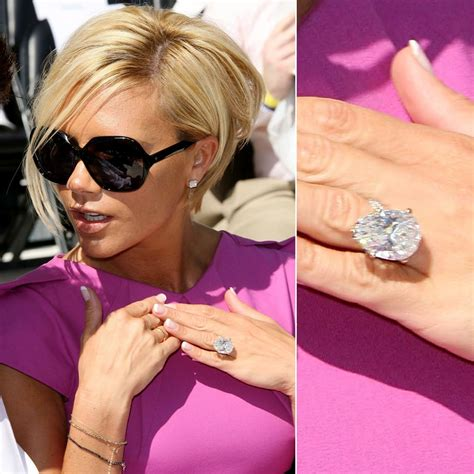 what celebrity has the biggest wedding ring biggest celebrity engagement rings popsugar celebrity