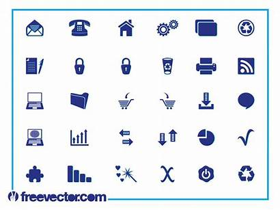 Icon Graphics Pack Freevector