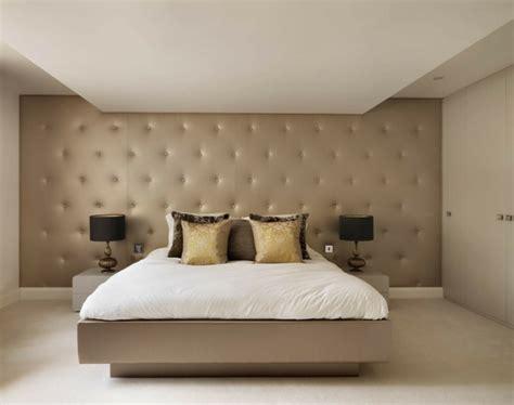 d馗oration mur chambre déco chambre mur beige